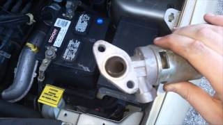 Cleaning and/or replacing the EGR Valve on your Chrysler, Dodge, and/or Plymouth Minivan.
