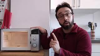 Mezuri la rapidon de la lumo per mikroonda forno ?!