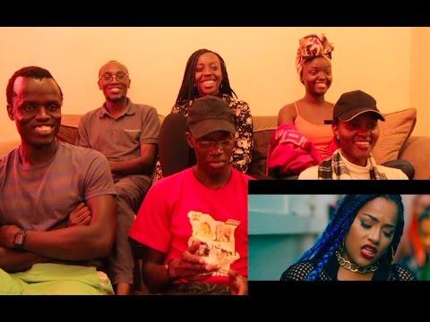 Stefflon Don - 16 Shots ( KENYANS REACTION ) || @stefflondon @Ubunifuspace