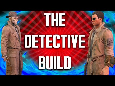 Fallout 4 Builds - The Detective - Valentine's Partner