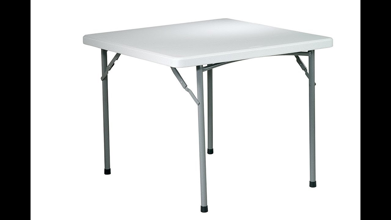 Folding Card Table Reviews Best
