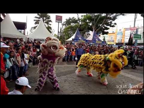 BARONGSAI TERBARU 2018 at ramayana plaza garut,keren abis !