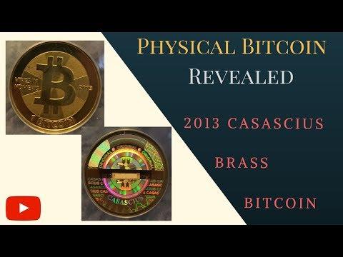 2013 Casascius Bitcoin | Physical Bitcoin Revealed: Volume 1