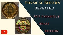 2013 Casascius Bitcoin | Physical Bitcoin Revealed: Volume 1