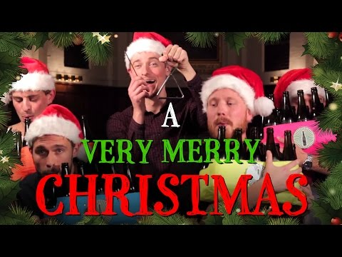 Bottle Boys - O Come All Ye Faithful & Feliz Navidad on Bottles