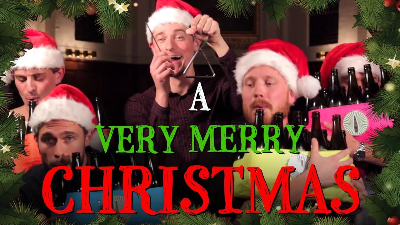 Bottle Boys - O Come All Ye Faithful & Feliz Navidad on Bottles ...