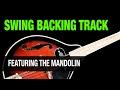 Mandolin Swing Backing Track