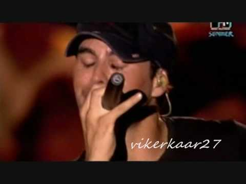 Enrique Iglesias-La Chica De Ayer(Malaga 2006)