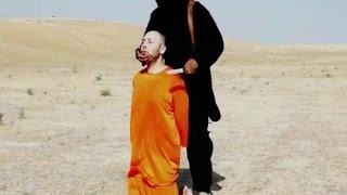 Căm thù IS .Đến lượt con tin người Anh bị chặt đầu