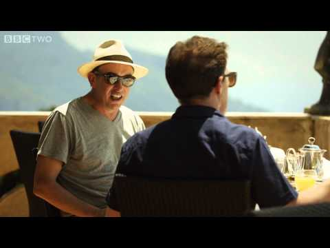 Steve Coogan And Rob Brydon's Godfather Impressions - The Trip To Italy - Episode 6 - BBC Two