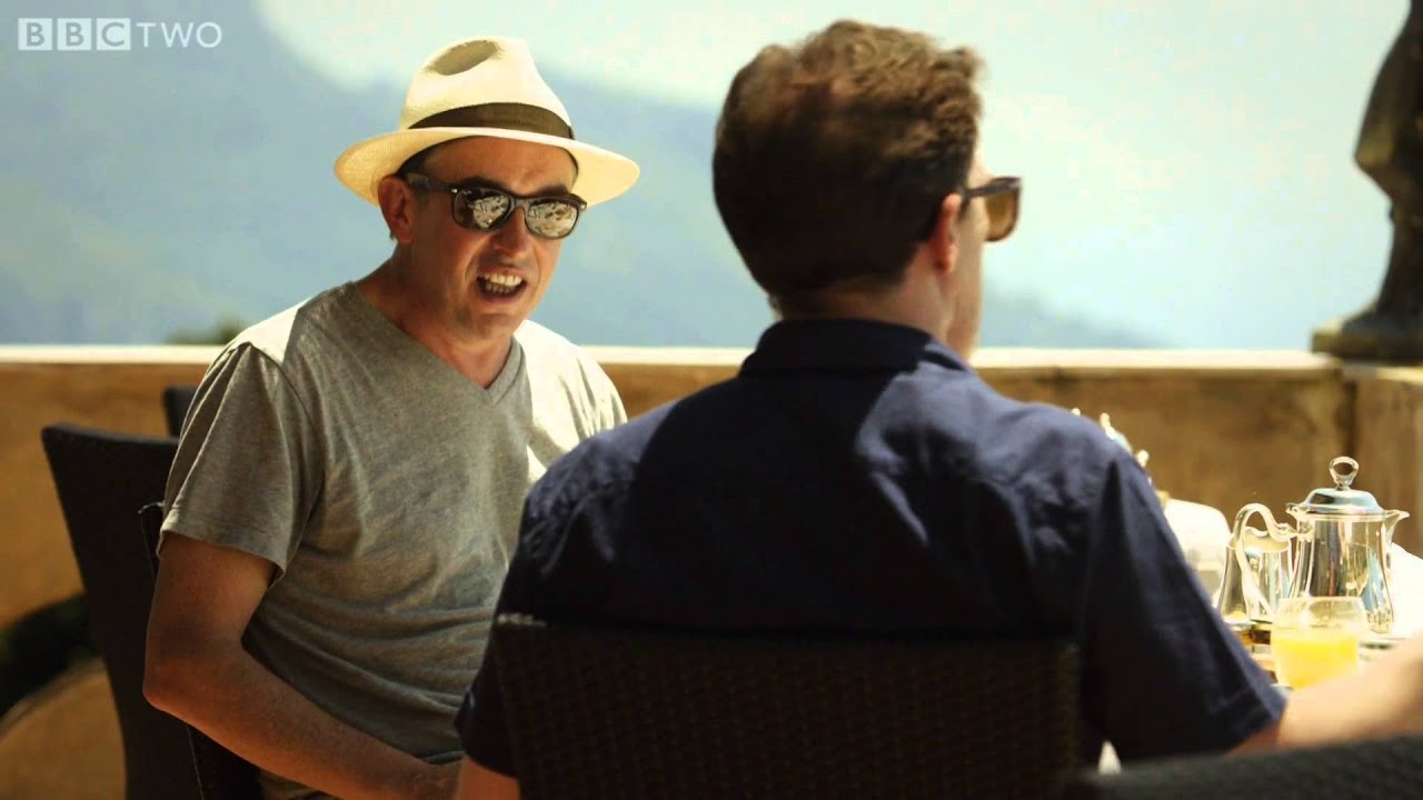 Download Steve Coogan and Rob Brydon's Godfather impressions - The Trip to Italy - Episode 6 - BBC Two