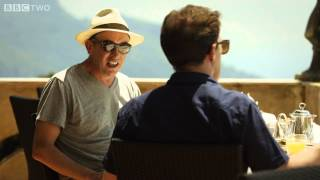 Video Steve Coogan and Rob Brydon's Godfather impressions - The Trip to Italy - Episode 6 - BBC Two download MP3, 3GP, MP4, WEBM, AVI, FLV Januari 2018