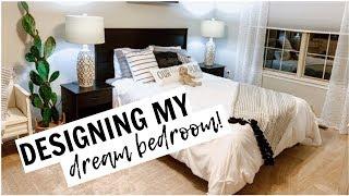 Creating my DREAM Bedroom + Room Tour!