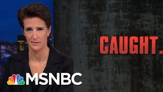 Trump Era Unique For Violent Extremists Inspired By US President | Rachel Maddow | MSNBC