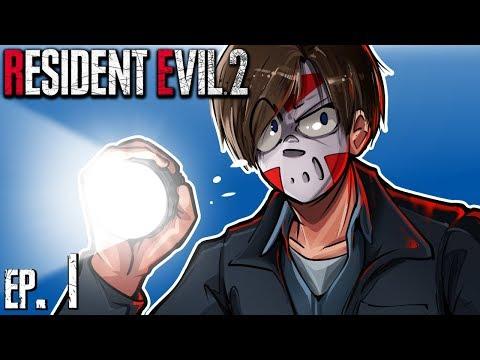 Resident Evil 2 - The Delirious Walk-through starts here! Ep. 1