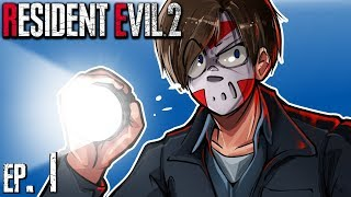 Resident Evil 2 - The Delirious Walk-through starts here! Ep. 1