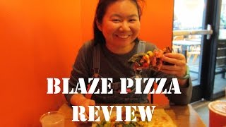 Blaze Pizza Review - San Francisco | Kylie's Food Adventures