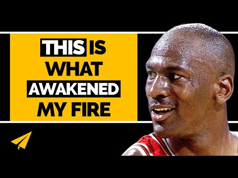 SUCCESS Has NOTHING to Do With LUCK! | Michael Jordan | Top 10 Rules