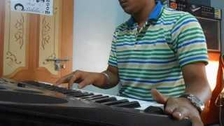 sadi gali aaja sanu by me on CASIO CTK 6300 IN