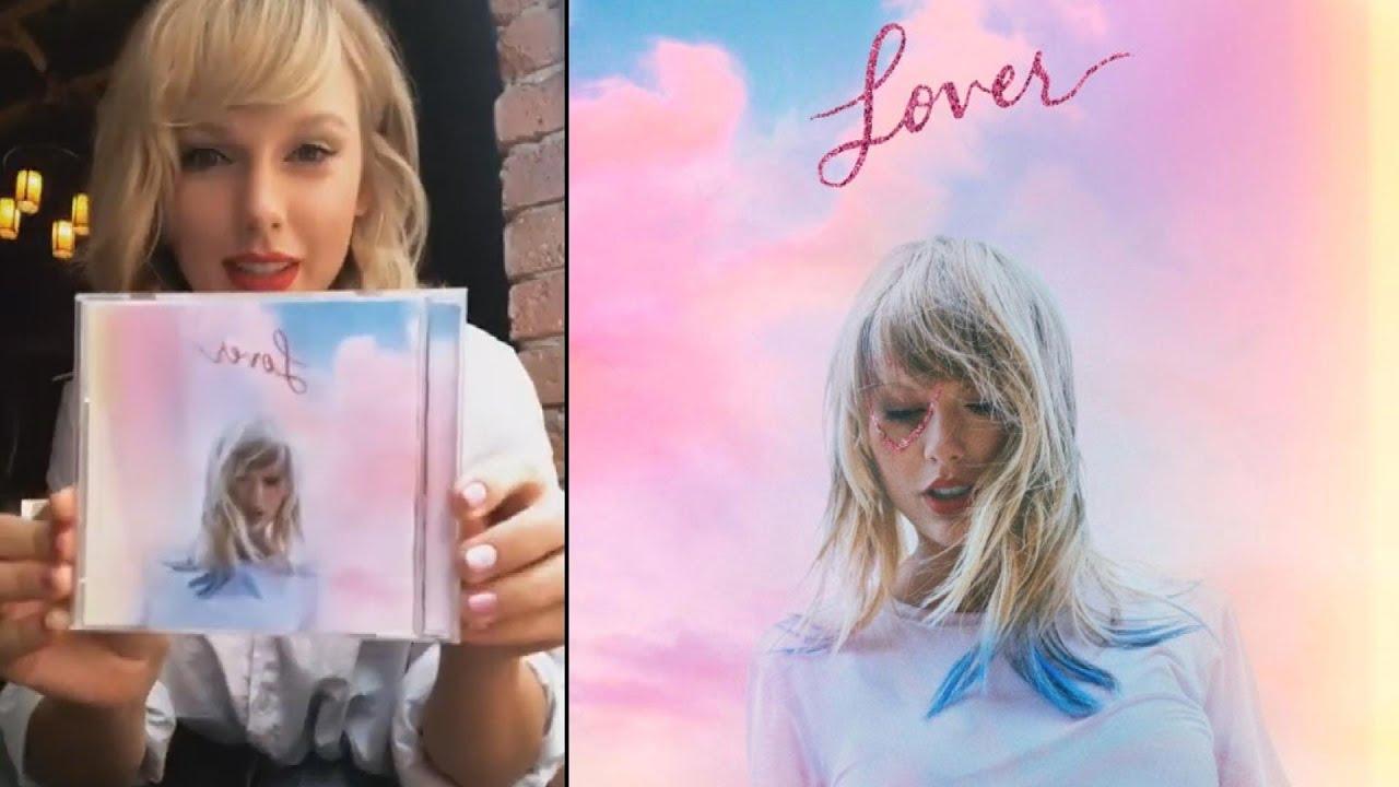 Image result for taylor swift album lover