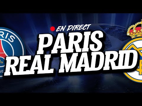 🔴 DIRECT / LIVE : PSG - REAL MADRID // Club House ( PARIS - REAL )