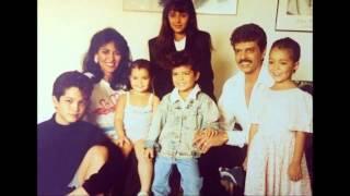 Bruno Mars and His Mother, Bernadette Hernandez