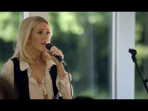 Winfield House Sessions: Ellie Goulding