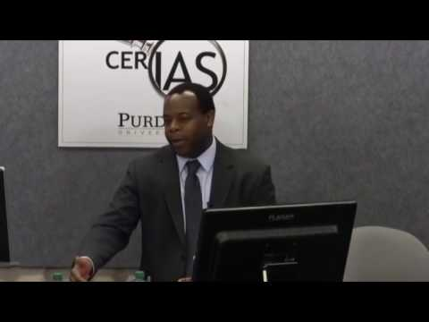 2017-03-08 CERIAS - The Rise of Cyber-Crime: A Legal Perspective