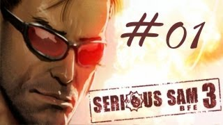 "Zagrajmy w: ""Serious Sam 3: BFE"" #01 - Sam I Am!"