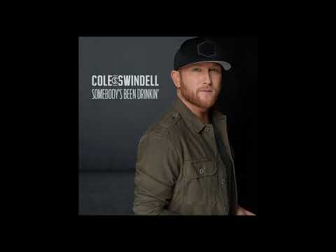 Cole Swindell – Somebody's Been Drinkin'