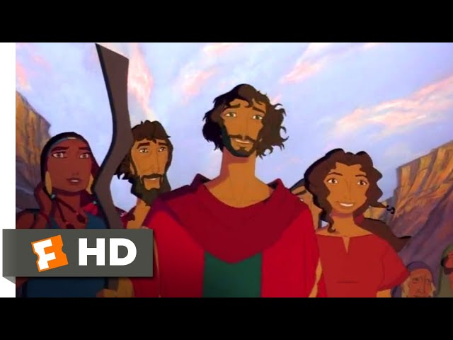 The Prince of Egypt (1998) - When You Believe Scene (8/10) | Movieclips