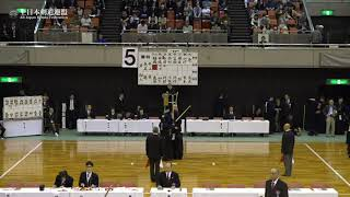 FUKUOKA vs TOTTORI 67th All Japan Interprefecture KENDO Championship 2019 1st Round