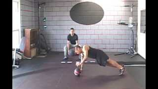 Fight Conditioning - Recon Combat Veterans, Full Body Workout, Lactic Acid Threshold Training 1/5
