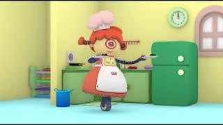 Руби и Йо-Йо 2 сезон 42 серия. Робот няня