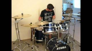 Ryan G - Rise Against - Disparity By Design (Drum Cover)