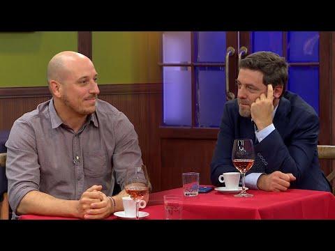 Ignacio Alonso y Gonzalo Moratorio