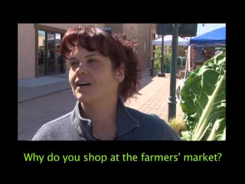 Why Do You Shop at the Farmers Market?