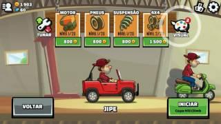 Hill Climb Racing cheats android money + 999999999