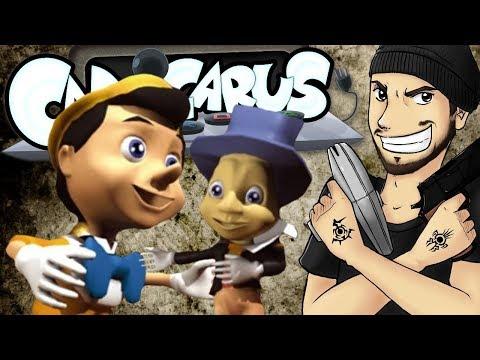 Pinocchio by PHOENIX GAMES!! - Caddicarus