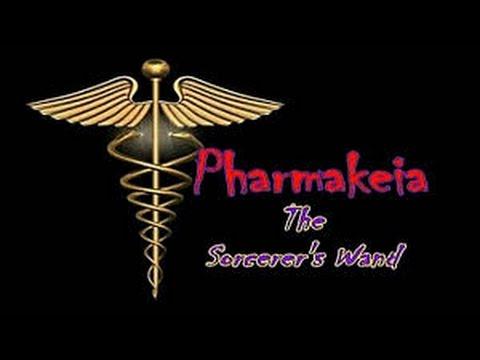 Pharmakeia - The Sorcerer's Wand