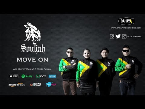 SOULJAH - Move On (Official Audio)