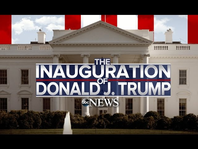 Trump Presidential Inauguration 2017 (FULL EVENT) | ABC News