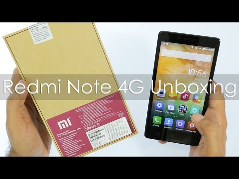 Xiaomi Redmi Note 4G Review Videos