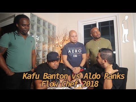Flow Chef, Kafu Banton vs Aldo Ranks - Da Flow Internacional