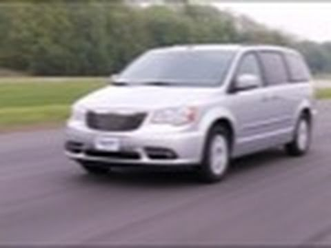 Chrysler Town & Country review | Consumer Reports