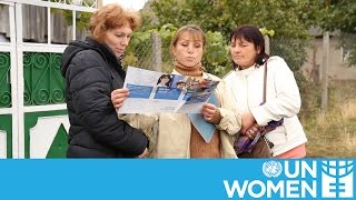 Ending Violence against Women in Moldova
