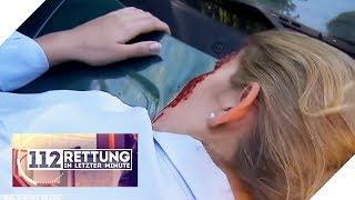 Wegen Drogen: Kiffer fährt junge Mutter um! | 1/2 | 112 - Rettung in letzter Minute | SAT.1 TV