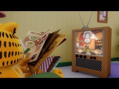 Garfield & Cie Saison 2 Pizza A Gogo