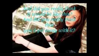 Malese Jow ~ You had it All (Lyrics)