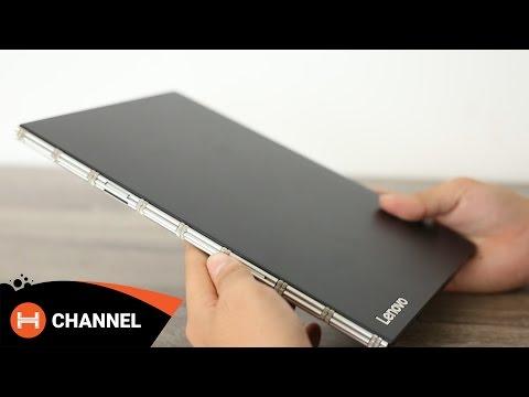 H-Channel | Mở hộp và đánh giá Lenovo Yoga Book: Đẹp xuất sắc, truyền cảm hứng!